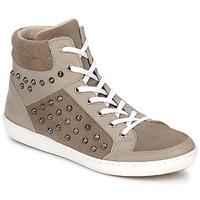 Sapatos Mulher Sapatilhas de cano-alto Yurban ALTOUVE Toupeira