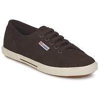 Sapatos Mulher Sapatilhas Superga 2950 Chocolate