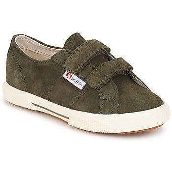 Sapatos Criança Sapatilhas Superga 2950 Exército