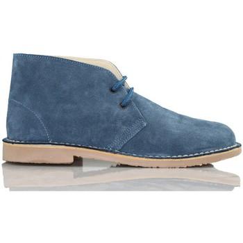 Sapatos Sapatilhas de cano-alto Arantxa AR PISACACAS S AZUL