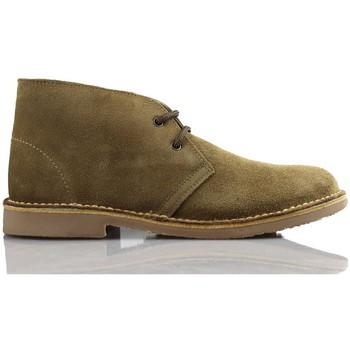 Sapatos Sapatilhas de cano-alto Arantxa AR PISACACAS S BEIGE