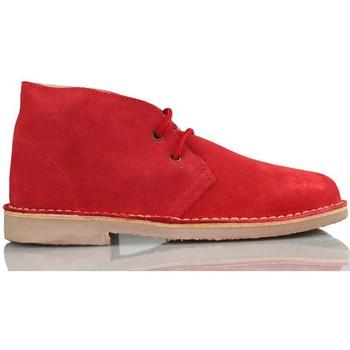 Sapatos Sapatilhas de cano-alto Arantxa AR PISACACAS S ROJO