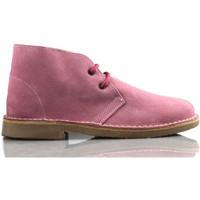 Sapatos Sapatilhas de cano-alto Arantxa AR PISACACAS S ROSA