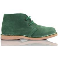 Sapatos Sapatilhas de cano-alto Arantxa AR PISACACAS S VERDE
