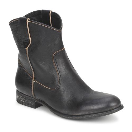 Sapatos Mulher Botas baixas n.d.c. SAN MANUEL CAMARRA SLAVATO Preto