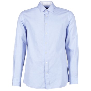 Camisas Hackett SQUARE TEXT MUTLI