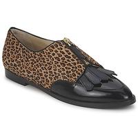 Sapatos Mulher Sapatos Etro EBE Preto / Bege