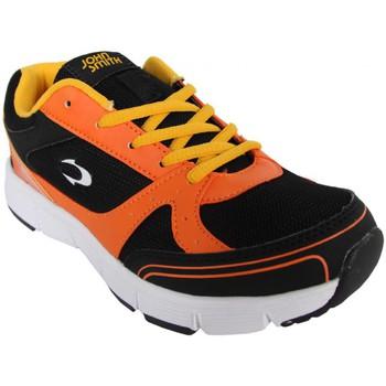 Sapatos Rapaz Sapatilhas John Smith RONAN Negro