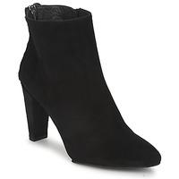 Sapatos Mulher Botins Stuart Weitzman ZIPMEUP Preto