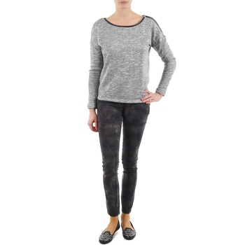 Textil Mulher Calças Esprit superskinny cam Pants woven Cáqui