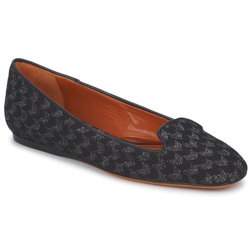 Sapatos Mulher Mocassins Missoni WM069 Preto