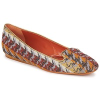 Sapatos Mulher Mocassins Missoni WM004 Multicolor