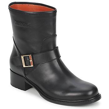 Sapatos Mulher Botas baixas Missoni WM028 Preto