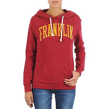 Textil Mulher Sweats Franklin & Marshall TOWNSEND Vermelho