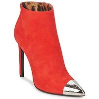 Sapatos Mulher Botins Roberto Cavalli WDS213 Vermelho
