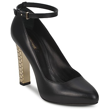 Sapatos Mulher Escarpim Roberto Cavalli WDS230 Preto
