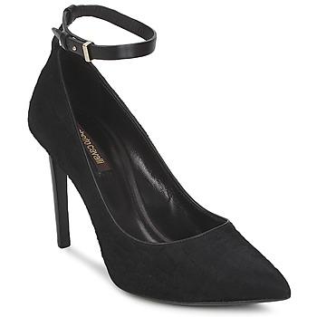 Sapatos Mulher Escarpim Roberto Cavalli WDS232 Preto