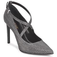 Sapatos Mulher Escarpim Roberto Cavalli WDS234 Cinza