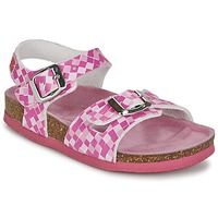 Sapatos Rapariga Sandálias Agatha Ruiz de la Prada ANNA Fúchsia