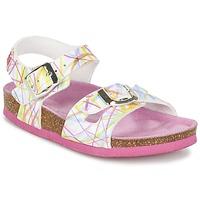 Sapatos Rapariga Sandálias Agatha Ruiz de la Prada CHELINA Multicolor