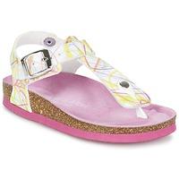 Sapatos Rapariga Sandálias Agatha Ruiz de la Prada MARGANA Multicolor