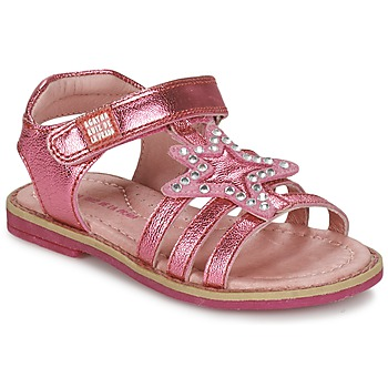 Sapatos Rapariga Sandálias Agatha Ruiz de la Prada NUEL Rosa