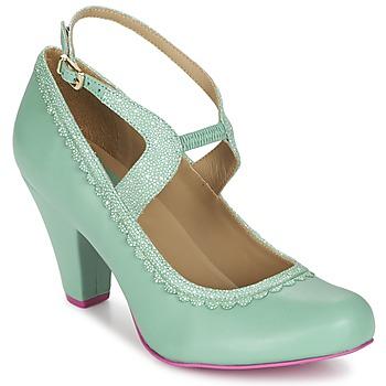 Sapatos Mulher Escarpim Cristofoli MIDINI Verde
