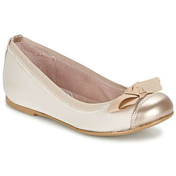 Sapatos Rapariga Sabrinas Garvalin MAT Bege