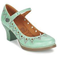 Sapatos Mulher Escarpim Art HARLEM 943 Turquesa