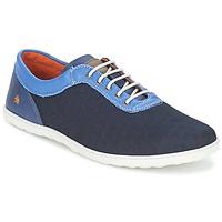 Sapatos Homem Sapatilhas Art QWERTY Azul