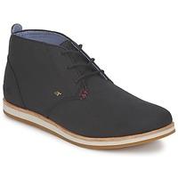 Sapatos Homem Botas baixas Boxfresh DALSTON Preto