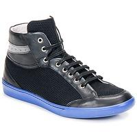 Sapatos Homem Sapatilhas de cano-alto Swear GENE 3 Preto / Azul