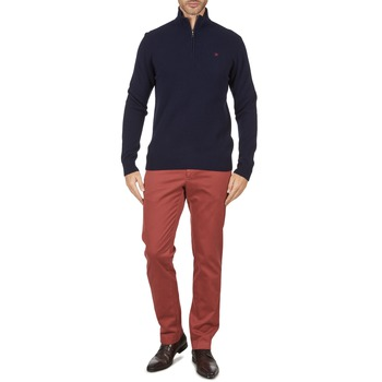 Textil Homem Chinos Hackett STRETCH TWILL CHINO Rosa