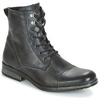 Sapatos Homem Botas baixas Casual Attitude RIBELLE Preto