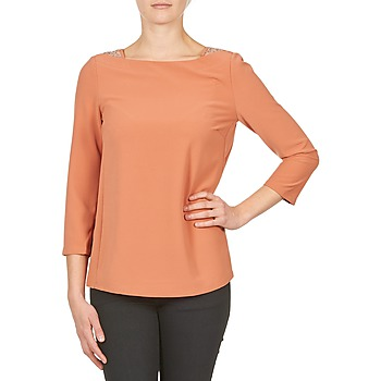 T-shirt mangas compridas Color Block 3214723