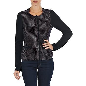 Textil Mulher Casacos de malha Marc O'Polo FANNIE Preto