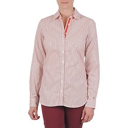 Textil Mulher camisas Tommy Hilfiger CARYN Laranja