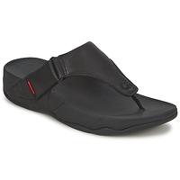 Sapatos Homem Chinelos FitFlop TRAKK II Preto