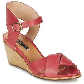 Sapatos Mulher Sandálias Neosens NOAH Vermelho