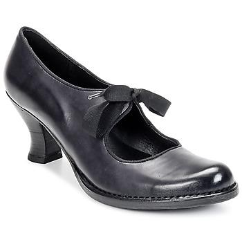 Sapatos Mulher Escarpim Neosens ROCOCO COLA Preto