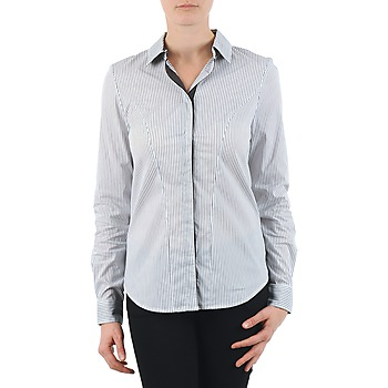 Textil Mulher camisas La City OCHEMBLEU Cinza