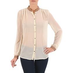 Textil Mulher camisas La City O CHEM LV Cru