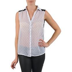 Textil Mulher camisas La City O DEB POIS Branco
