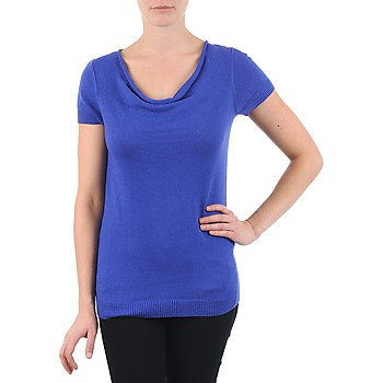 Textil Mulher T-Shirt mangas curtas La City PULL COL BEB Azul