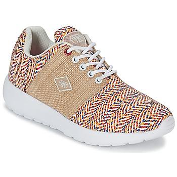 Sapatos Mulher Sapatilhas Le Temps des Cerises FLY Multi-color