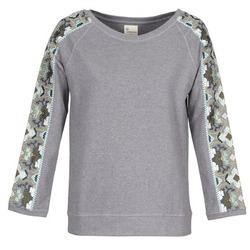 Textil Mulher Sweats Stella Forest APU004 Cinza