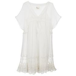 Textil Mulher Vestidos curtos Stella Forest ARO035 Cru