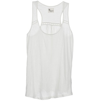 Textil Mulher Tops sem mangas Stella Forest ADE005 Branco