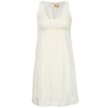 Textil Mulher Vestidos curtos Stella Forest ARO015 Cru