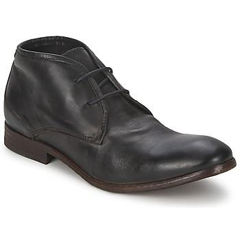 Sapatos Homem Botas baixas Hudson CRUISE Preto